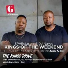 SPHEctacula X DJ Naves - KOTW Classic House Azishe Ke Mix (January 2019)